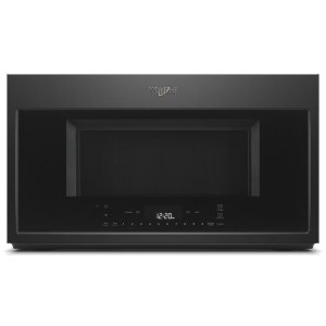 1.9 cu. ft. Smart Over-the-Range Microwave with Scan-to-Cook technology 1 - BLACK