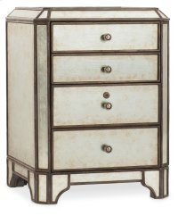 Home Office Arabella Mirrored Lateral File Product Image