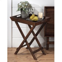 Urban Lodge Folding Accent Tray