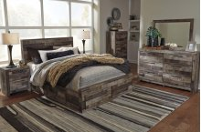 6 Piece B200 Queen Bedroom Set
