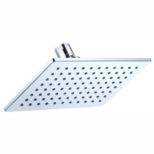 "Chrome Mono Chic® 5""x8"" Rectangular Showerhead, 2.0gpm"