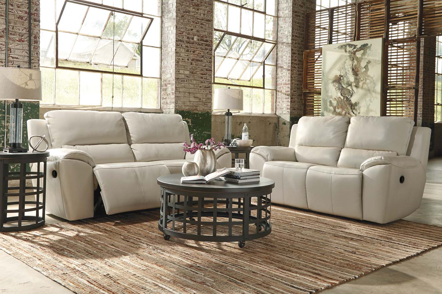 U7350081ashley Furniture 2 Seat Reclining Sofa Westco Home Furnishings