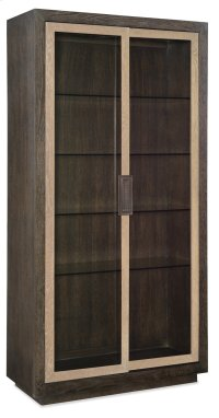 Dining Room Miramar Point Reyes Voltaire Display Cabinet Product Image