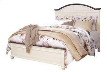 Queen Woodlandville Bed w/rails