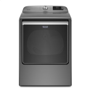 MaytagSmart Capable Top Load Electric Dryer with Extra Power Button - 8.8 cu. ft.