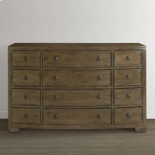 Compass Western Brown Compass II Dresser