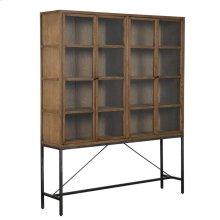 Brunswick Large Curio Cabinet
