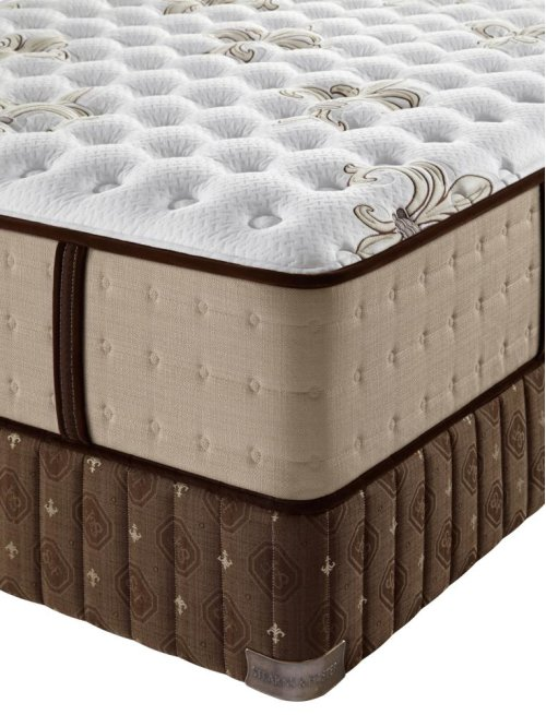 Estate Collection - Oak Terrace II - Luxury Cushion Firm - Queen - Mattress Only