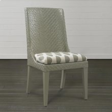 Custom Dining Woven Dining Chair