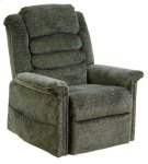 Woodland 4825 Soother Pow'r Lift Full Lay-Out Chaise Recliner with Heat & Massage Product Image