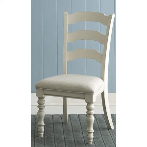 Hillsdale FurniturePine Island Ladder Back Side Chair - Set of 2