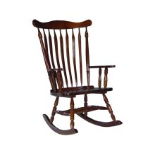 Colonial Rocker in Cherry