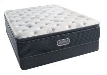 BeautyRest - Silver - Sea Glass - Luxury FIrm - Pillow Top - Queen