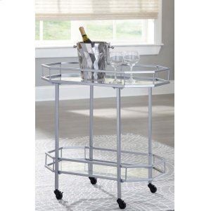 Ashley FurnitureSIGNATURE DESIGN BY ASHLEYBar Cart