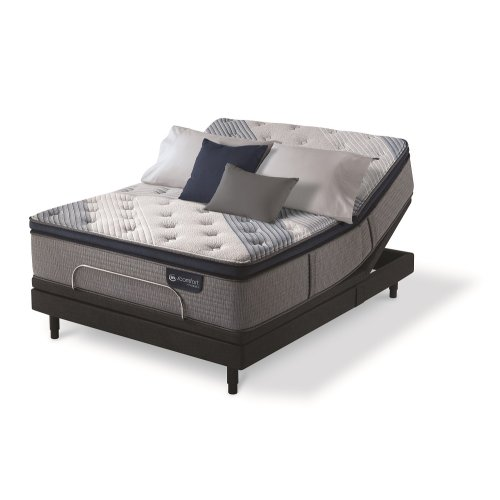 iComfort Hybrid - Blue Fusion 5000 - Cushion Firm - King