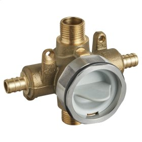 Flash Shower Rough-in Valve with PEX Inlets/Universal Outlets for Crimp Ring System  American Standard -