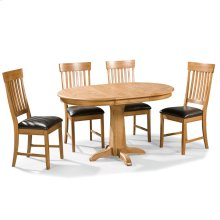 Family Dining Pedestal Table