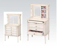 Leven Jewelry Armoire