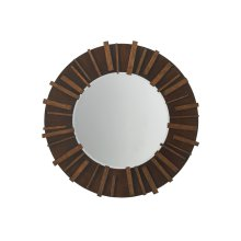Kobe Round Mirror