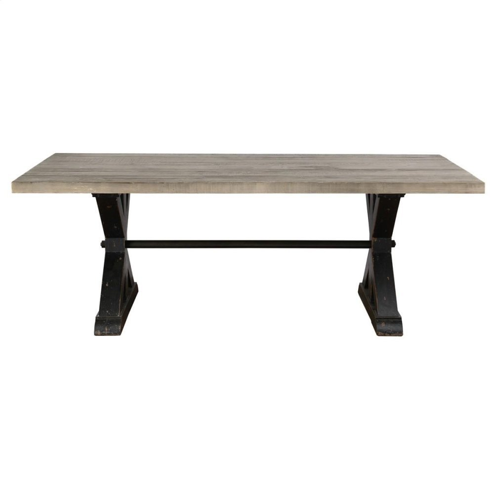 """Christopher Dining Table 84"""""""