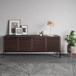 Sv 7129 Quad Media Console Credenza in Environmental -