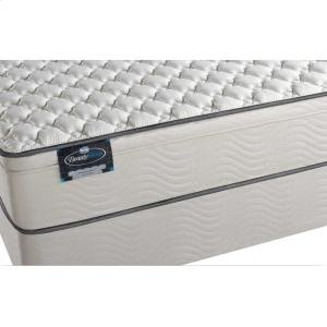 Beautysleep - Brookwood - Euro Top - Firm - Twin