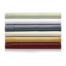 Pima Cotton 310 Thread Count Pillow Cases - Queen