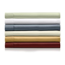 Pima Cotton 310 Thread Count Pillow Cases - Queen
