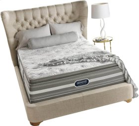 Beautyrest - Recharge - World Class - Rush Run - Plush - Pillow Top - King