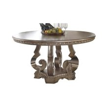 SERVER WITH MARBLE TOP