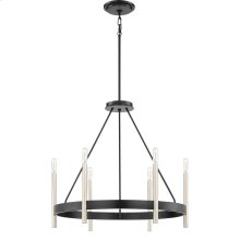 Anthem Chandelier in Mystic Black