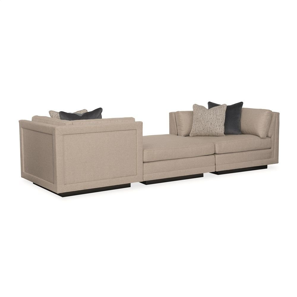 Fusion 3 Piece Sectional
