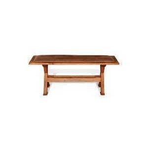 Sedona Side Bench w/ Cushion Seat