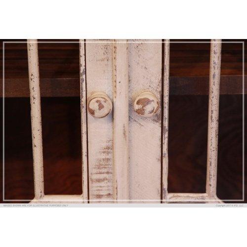 "70"" Console 4 Doors"