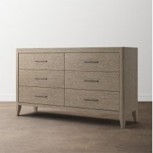 Tobago 6 Drawer Dresser