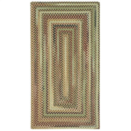 Gramercy Tan Braided Rugs (Custom)
