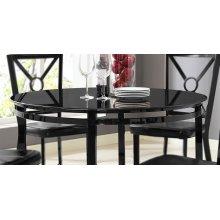 Black Diamond Casual Table