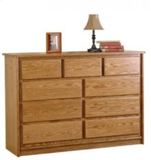 4000-9 Drawer Mule Chest