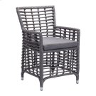 Sandbanks Dining Chair Gray Product Image