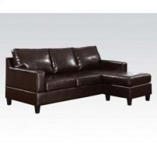 Esp. Pu Rev. Chaise Sectional