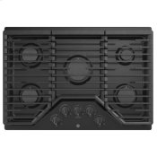 "30"" Built-In Gas Cooktop with 5 Burners and Dishwasher Safe Grates"