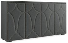 Living Room Curata Upholstered Credenza