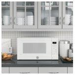 GE Profile 2.2 Cu. Ft. Countertop Sensor Microwave Oven