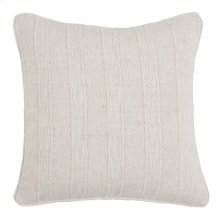 SLD Heirloom Linen Ivory 22x22
