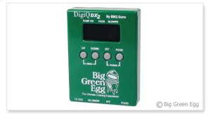 Big Green Egg BBQ Guru
