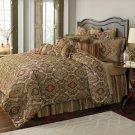 12 pc Queen Comforter Set Lichen Product Image
