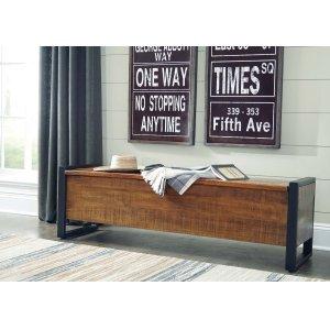 Ashley FurnitureSIGNATURE DESIGN BY ASHLEStorage Bench
