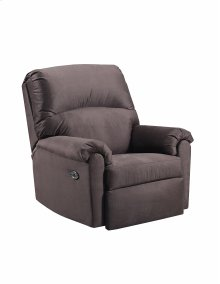 265 Jem Rocker Recliner- Chocolate
