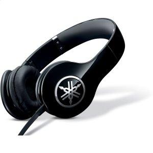 YamahaPRO 300 Black High-Fidelity On-ear Headphones