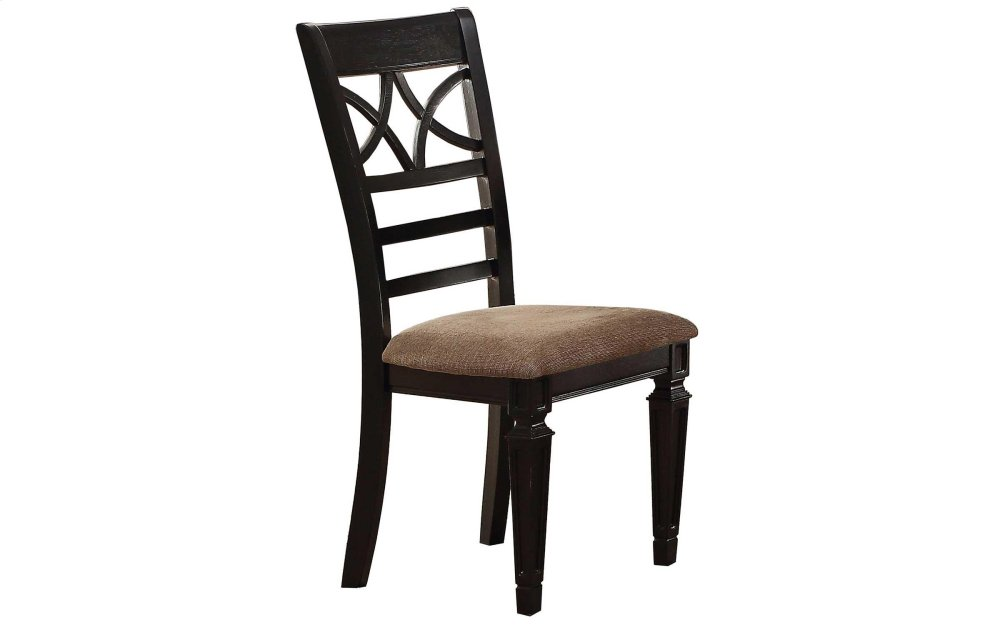 Double X Back Side Chair Product Image